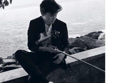 Daniel Lozakovich i muzyka Czajkowskiego